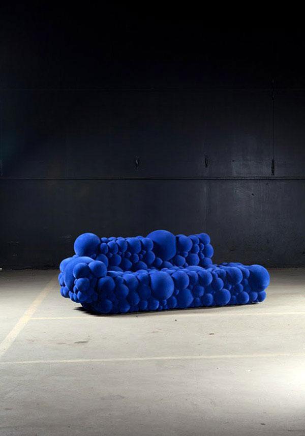 highly contemporary sofa