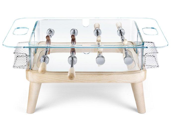 intervallo foosball table