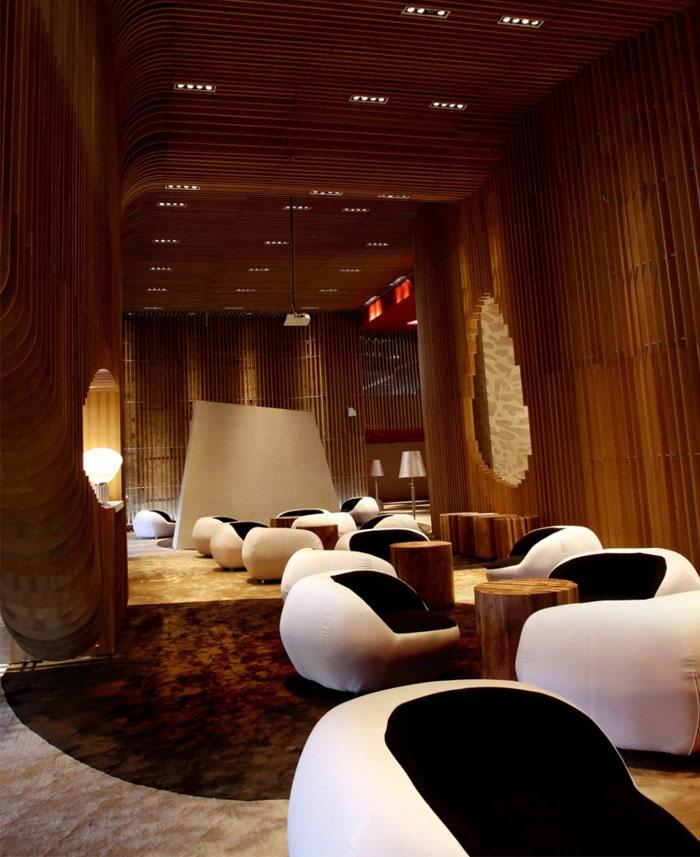 oriental club design