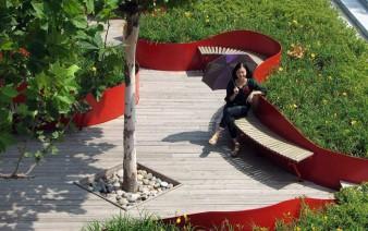 urban park greenery 338x212