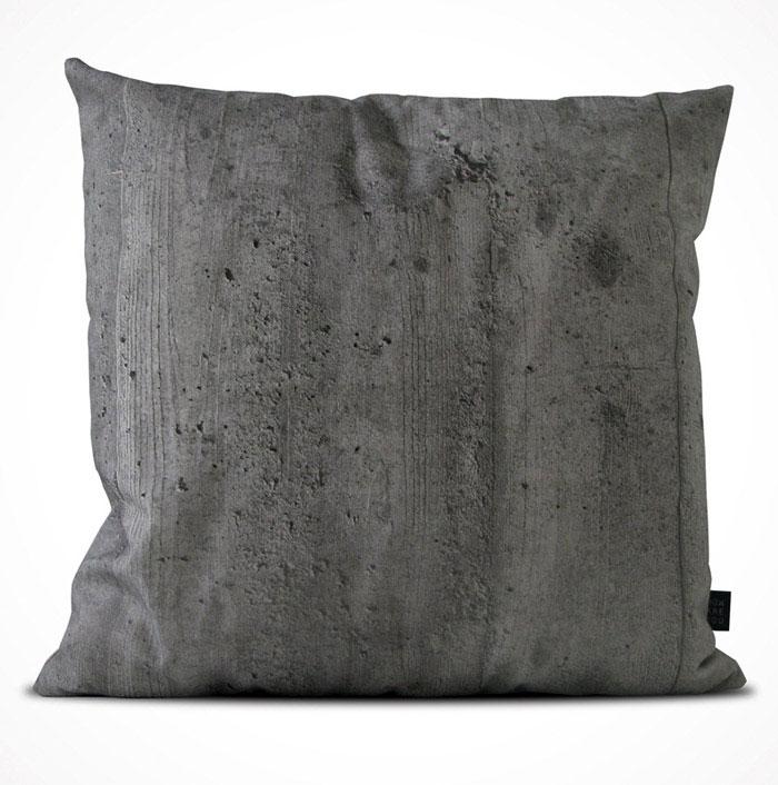 concrete pillow case
