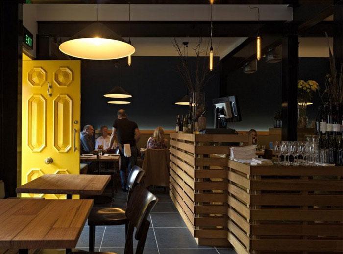 dining space melbourne bistro