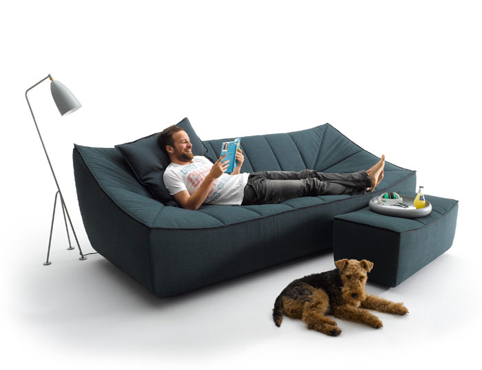 bahir relaxing sofa
