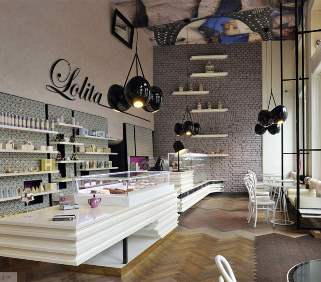 Coffeehouse Decor Interiorzine