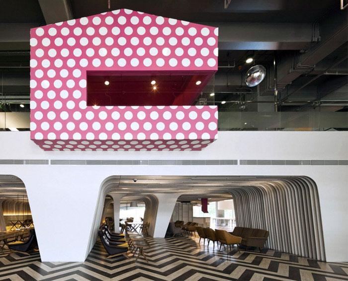 bu lounge supermachine studio