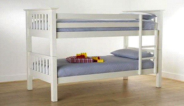 colourful children beds