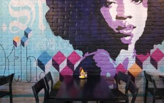 restaurant interior mural decor 338x212