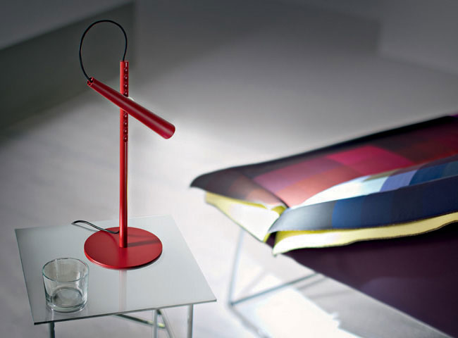 simple practical lamp magneto