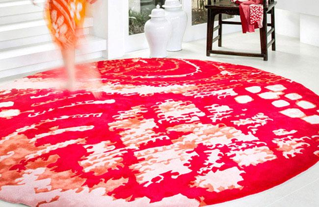 unique medium rug design