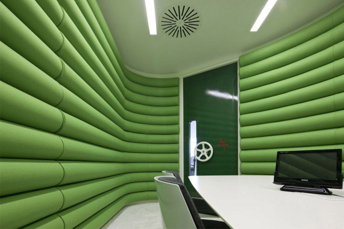 urban offices interior decor