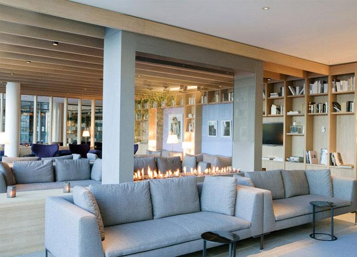 lounge hotel interior decor