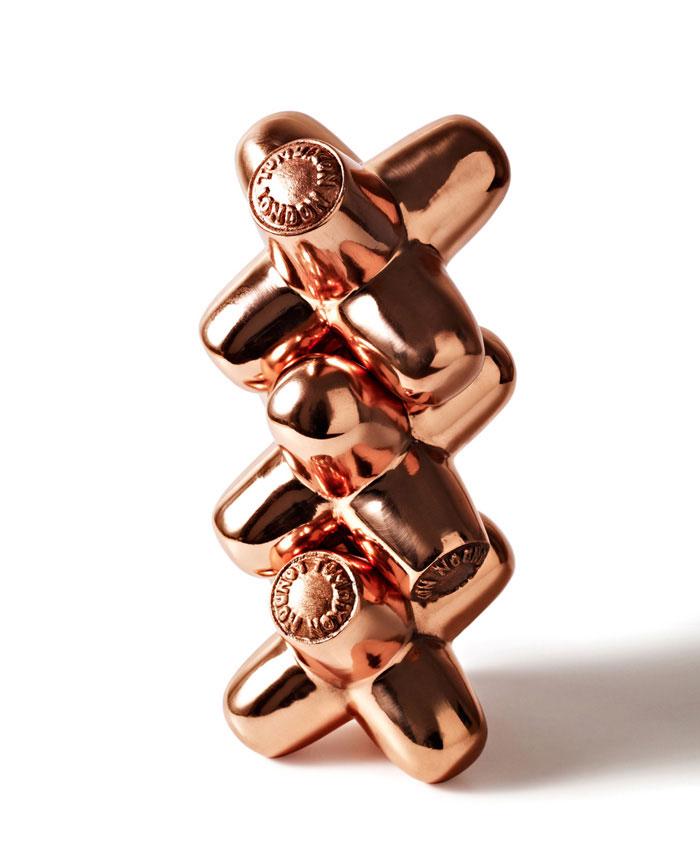 cast mini jack copper