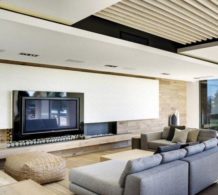 luxury residence interior decor