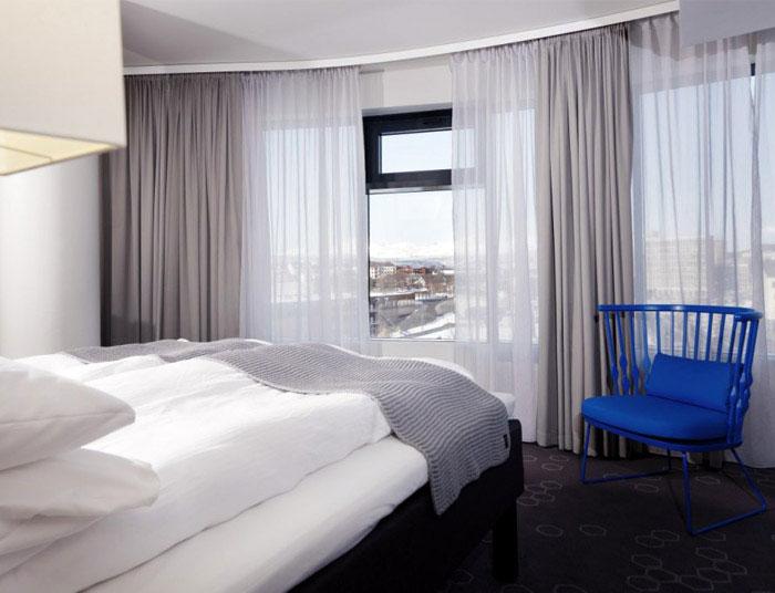 . Modern and Colourful Hotel   InteriorZine