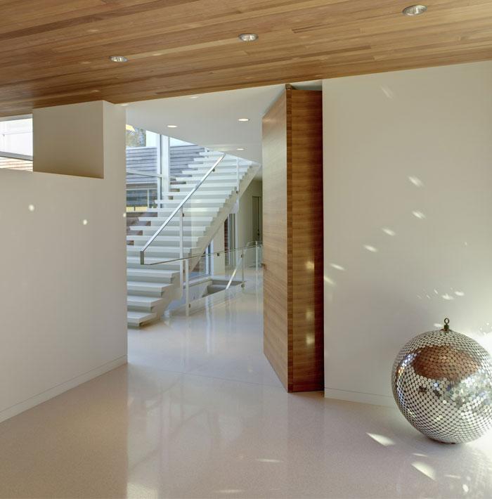 modern lifestyle family residence interior