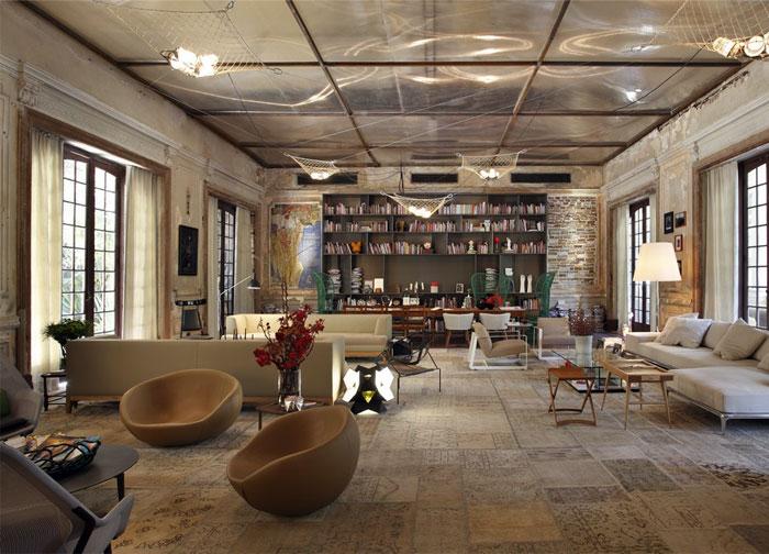 hotel lounge interior decor