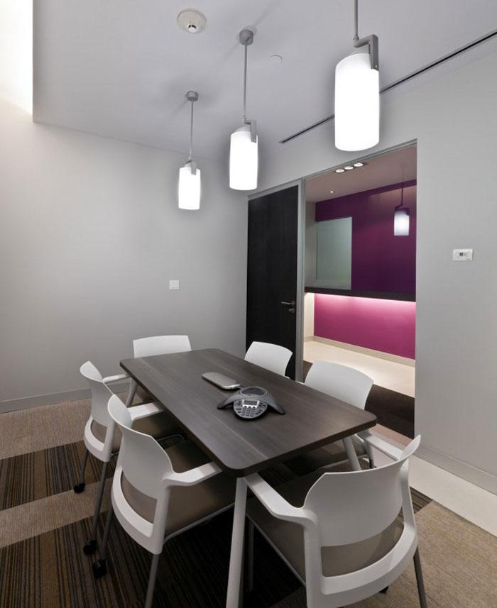 subtle office space