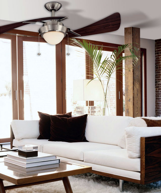 ceiling fan interior