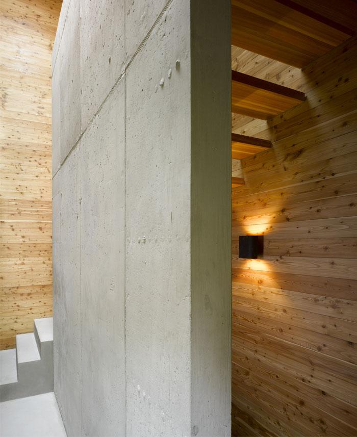 family house in cernosice studio6