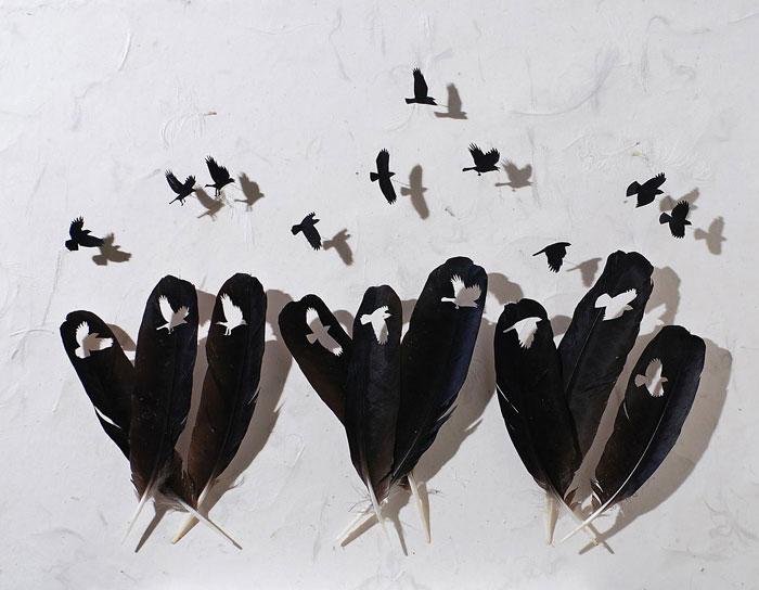 feathers art2