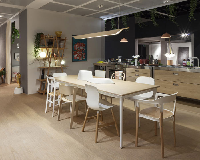 luca nichetto idea house dining area