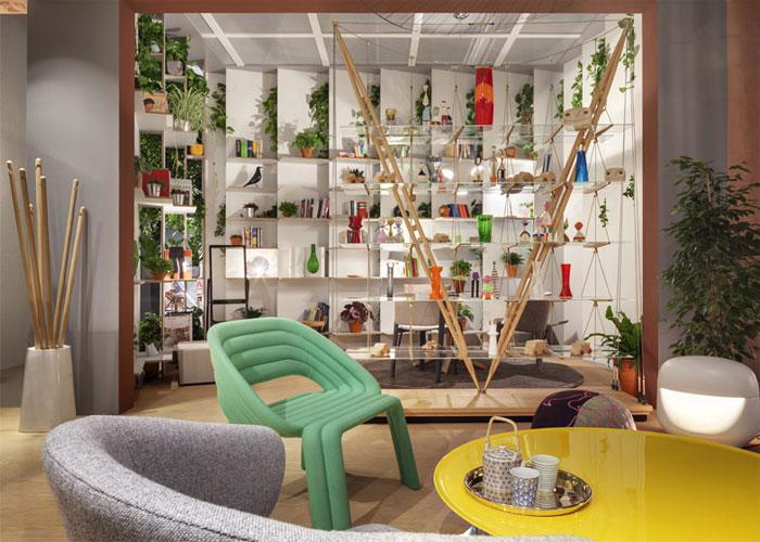 luca nichetto idea house interior