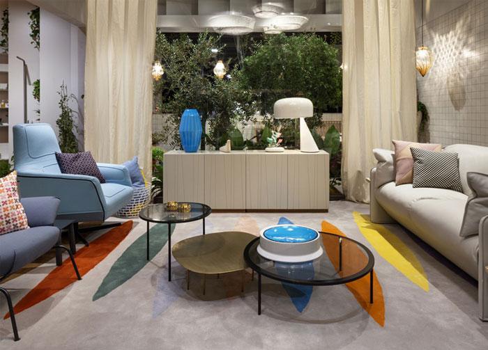 luca nichetto idea house living room