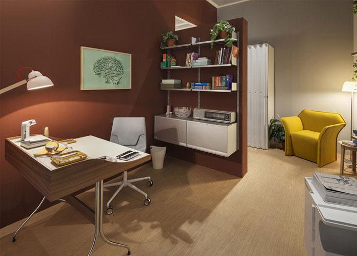 luca nichetto idea house office
