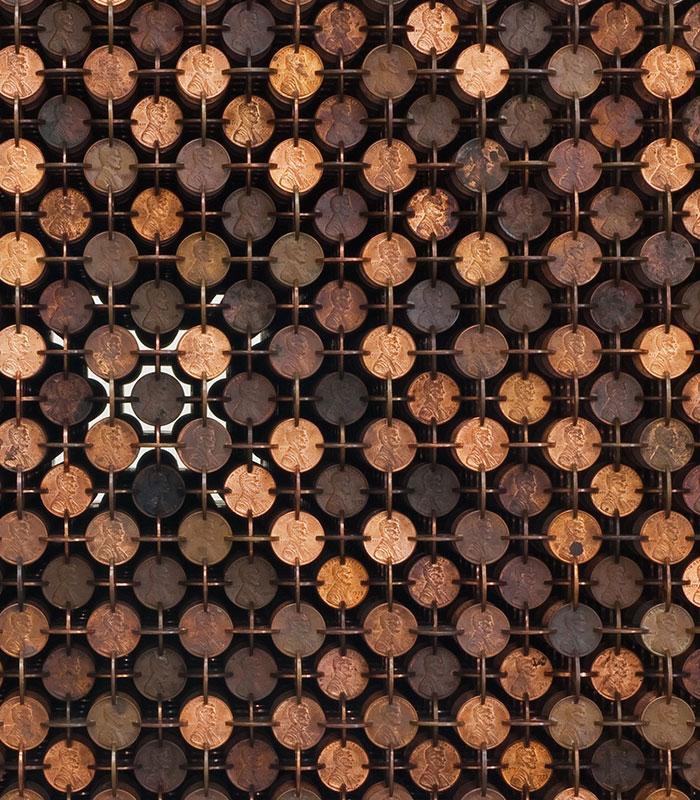 pennies-sculptural-cubes