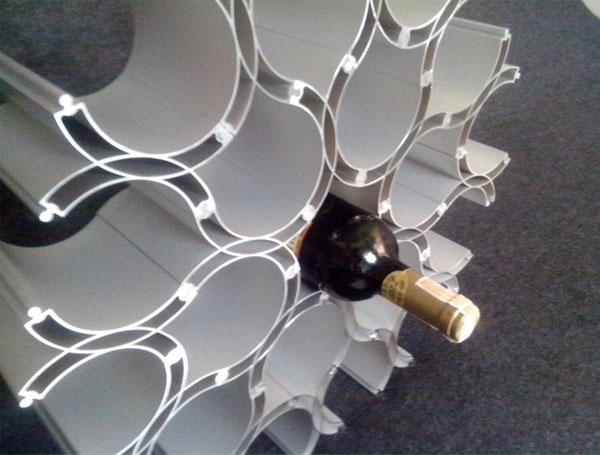 modular wine rack