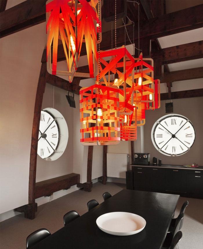 workspace interior decor