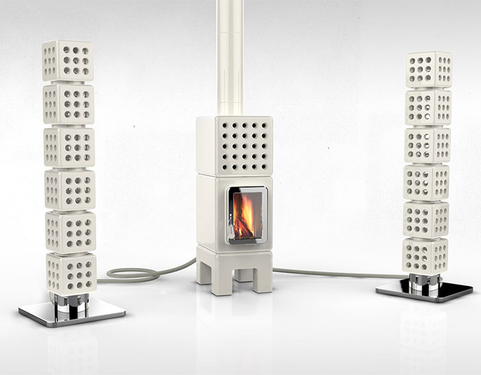 innovative heating system thermo stack
