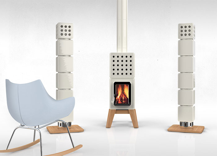 innovative heating system thermo stack4