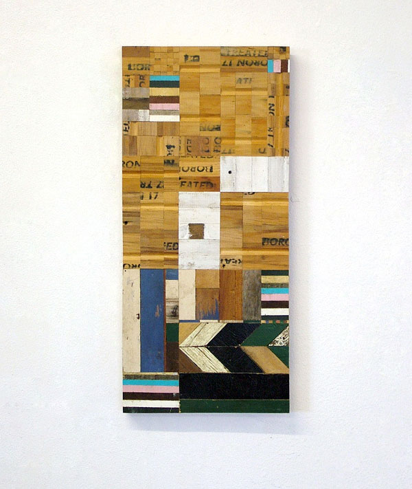 richard pearse wooden offcuts