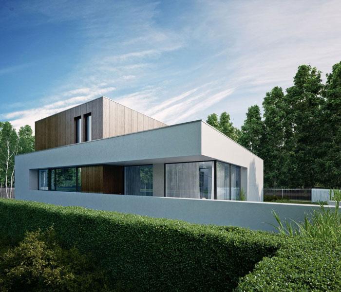 glass wood house2