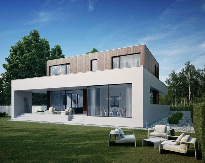 glass wood house3