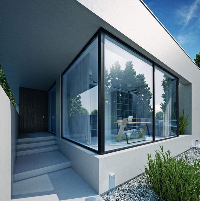 glass wood house6