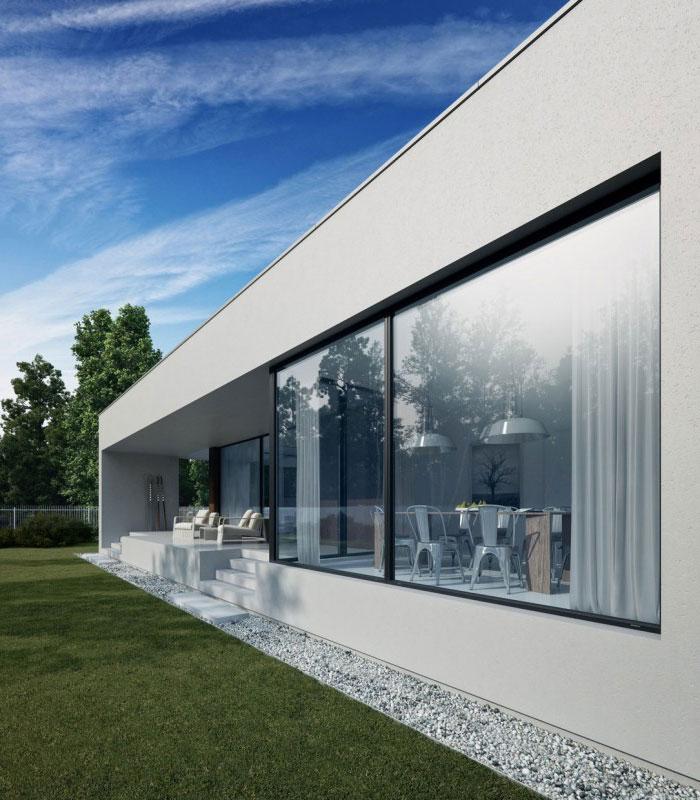 glass wood house8