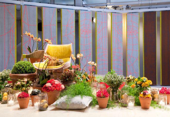 interactive textile installation1