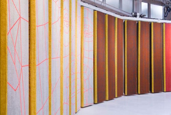 interactive textile installation2