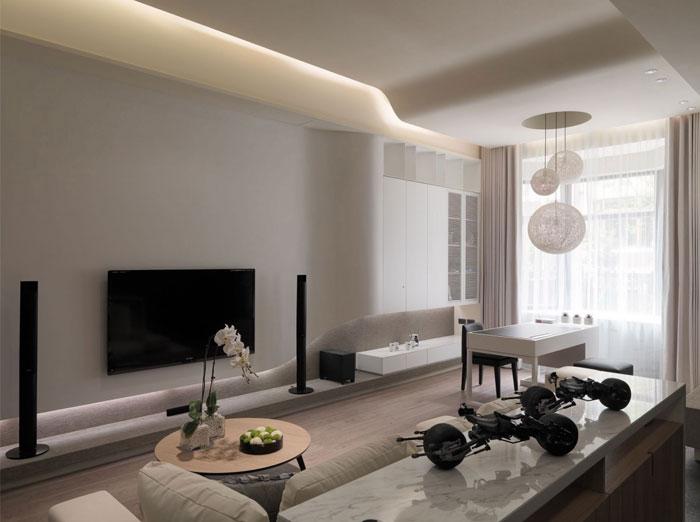 unique modern contemporary apartment10