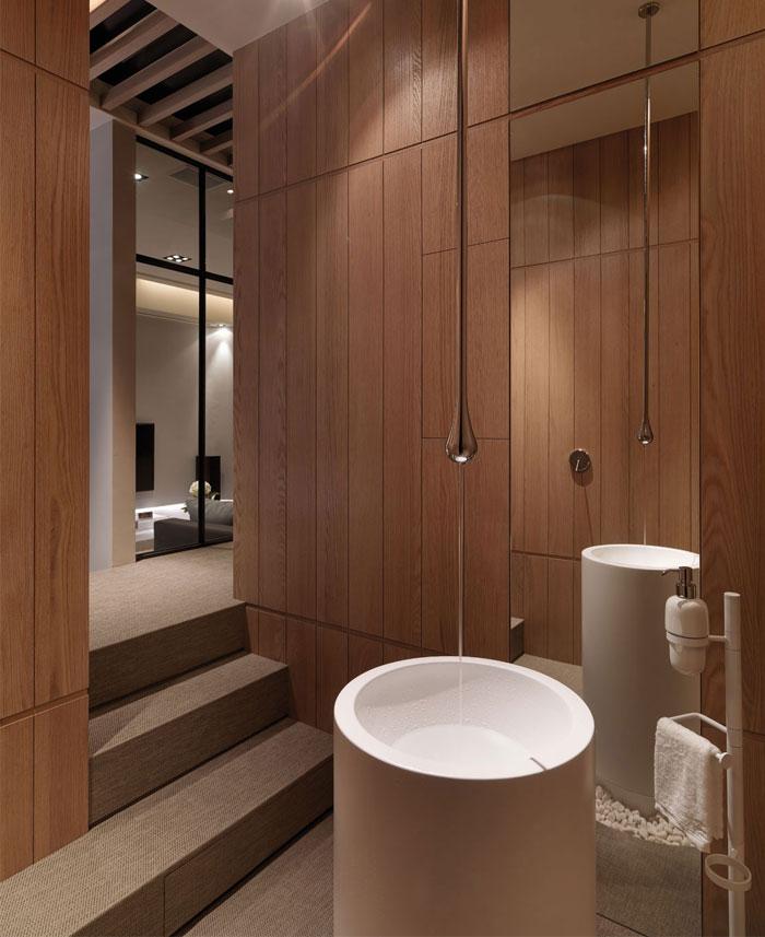 unique modern contemporary apartment6