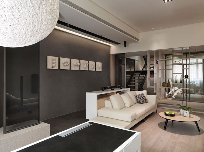 unique modern contemporary apartment7