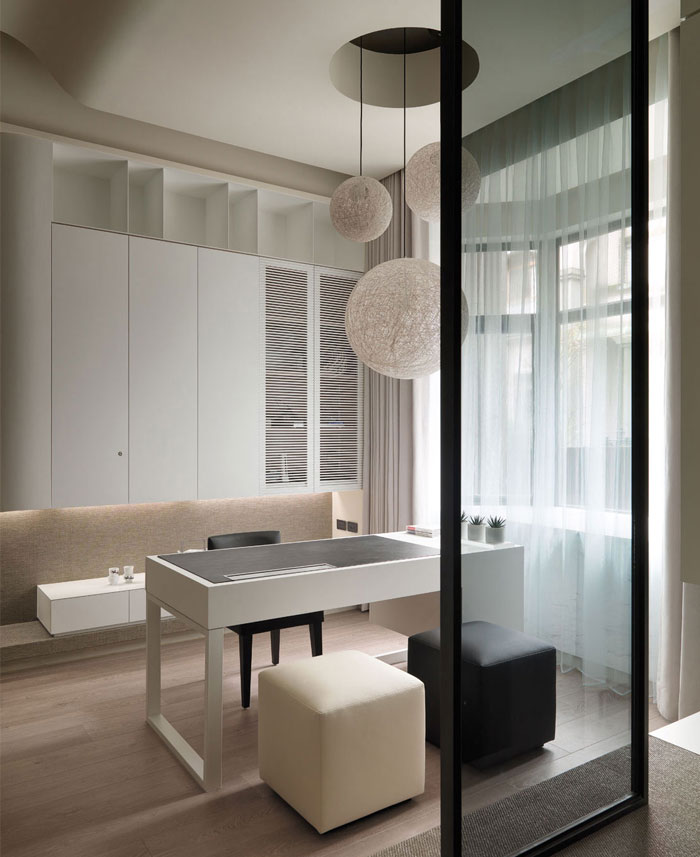 unique modern contemporary apartment8
