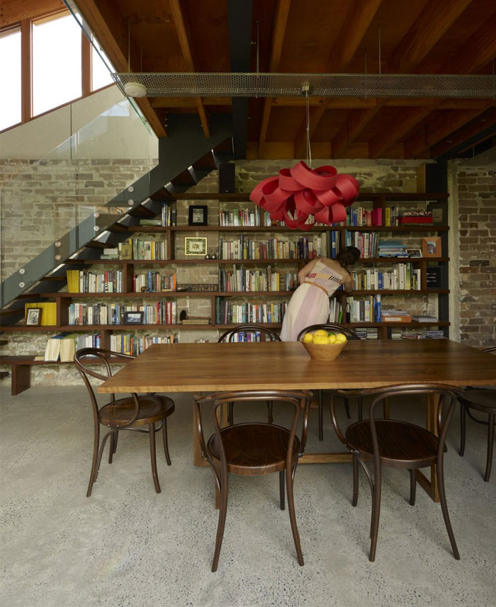 charm eclectic cowshed house12