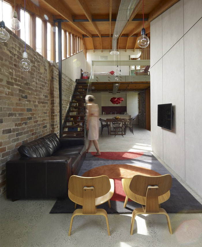 charm eclectic cowshed house6