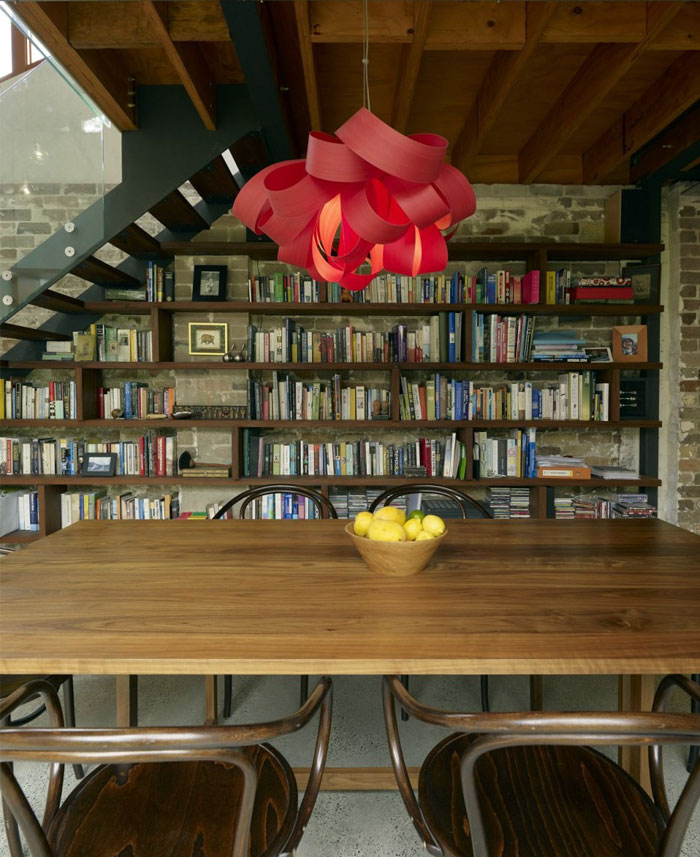 charm eclectic cowshed house7