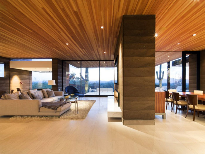 A Simple Home Of Sophisticated Elegance Interiorzine