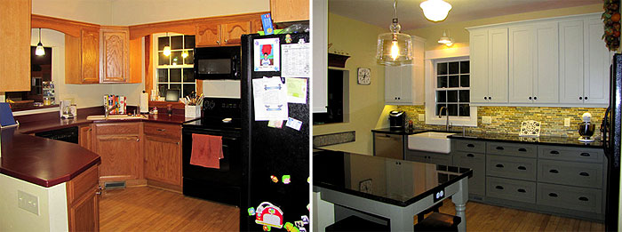 Dayton-WhiteGrayKitchenCabients-After