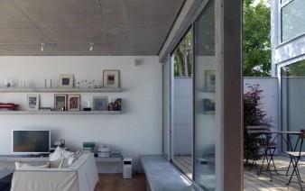concrete glass open plane house1 338x212